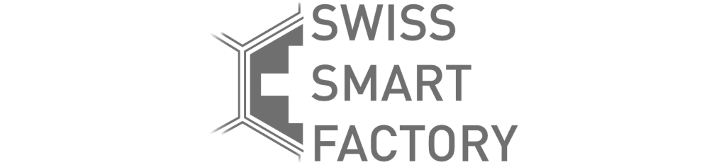 Logo de Swiss Smart Factory partenaire institutionnel